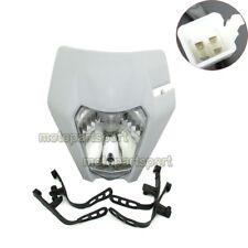 Headlight Headlamp For KTM XCF EXC F W SX SXF 125 250 300 450 500 530 Dirt Bike