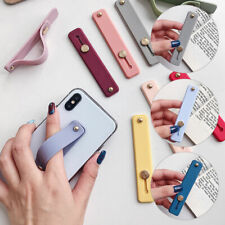 Universal Silicone Band Strap Finger Grip Holder Push Pull for iPhone XiaoMi