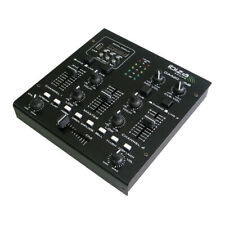 Ibiza Sound DJM-200USB DJ Mixer USB Cue 2 Channel Disco Club Sound System