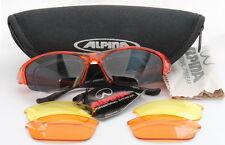 ALPINA PSO FOURO S Original Sonnenbrille Sunglasses Brillenträger A7721442 Small