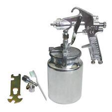 Air Compressor Paint Spray Gun Car Truck Sprayer 1000L DIY Tool uk vat seller