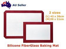 Reusable Non Stick Silicone Fiberglass Baking Mat Sheet For Dough Pastry Knead
