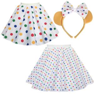Adult LADIES Fancy Dress CHILDREN IN NEED Pudsey SKIRTS or Ears PUDSEY BEAR