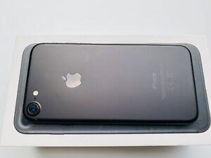 Apple iPhone 7   32GB   Black Matt   Unlocked   A1778   97% Batt
