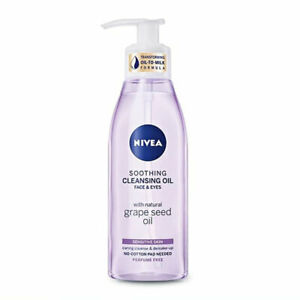 [NIVEA] Natural Coconut Oil Face Soothing Cleansing Oil 150ml