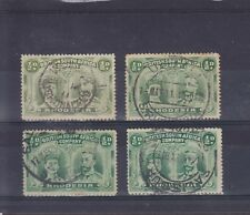 Rhodesia KGV Used Collection (1)