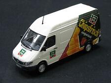 """Minichamps Mercedes-Benz Sprinter Delivery Van 1:43 """"Funny-Frish"""" (JS)"""