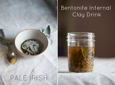 Internal Bentonite Clay Detox Drink Mix 1KG High Quality Food Grade IBS Fullers