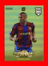FIFA 365 2018 -Panini Adrenalyn- Card LEGEND Rare n. - HENRY - BARCELONA