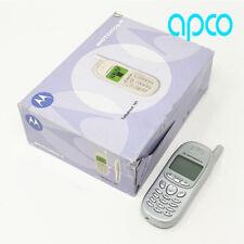 Motorola Talkabout 191 2g-Big Button Telefon-Silber Neu Zustand-Entsperrt