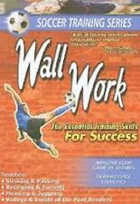 WALL WORK Soccer Training Series: Wall Work DVD skills practice coerver