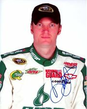 DALE EARNHARDT JR. signed autographed NASCAR photo