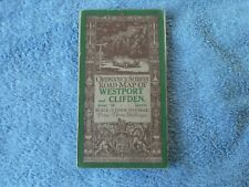 1914 Os Road Map - Westport and Clifden