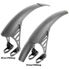 "Zefal No Mud Universal Front/Rear Mudguard 26/27/29"" Mountain Bike MTB Bicycle"