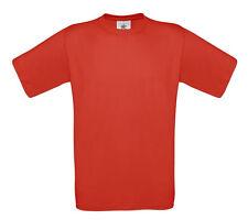 Paquete de 5 b&c Camiseta Hombre Exact 190 in diferentes colores XS-4xl NUEVO
