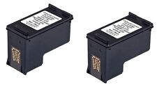 2x Cartucho de tinta compatible con HP C8767E HP339, HP ps2610