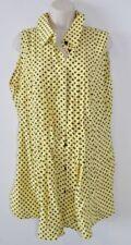Collar Polka Dot Dresses for Women