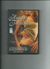 Hostage To Pleasure By Nalini Singh VGC MP3 Psy-Changeling Read by Angela Dawe