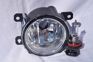 Glass Driving fog Light Lamp w/Light Bulb Passenger Side Fit 2019 Civic Crz Fit