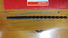 8.0mm x250 x165mm. NACHI Japan HSS HM33 Long Precision Drills, Tanged shank