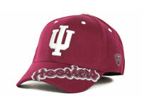 Indiana Hoosiers TOW NCAA College Downshift Stretch Fit Cap Hat OSFM