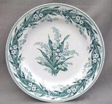 Blue & White Transfer Ware Earthenware British Date-Lined Ceramics