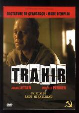 TRAHIR  Radu MIHAILEANU  Johan LEYSEN / Mireille PERRIER  DVD  ZONE 2