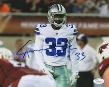 Chidobe Awuzie Autograph 8x10 Photo Dallas Cowboys Signed JSA COA