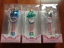 Sailor Moon Miniaturely Tablet 8 Uranus Neptune Pluto Lip Rod Transformation Set