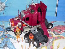 M.A.S.K loose RHINO mask Matt Trakker Bruce Sato Big Rig Defense Unit kenner