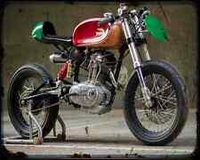 Ducati F3 Radical Ducati 2 A4 Photo Print Motorbike Vintage Aged