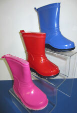 Unbranded Wellington Boots Slip - on Shoes for Girls