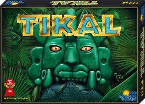 Tikal Board Game Rio Grande Games BRAND NEW ABUGames