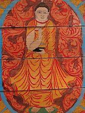 TRES BEAU Livre de Prières, Manuscrit illustré de BIRMANIE