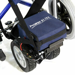 I-Go PowerGlide Electric Wheelchair Powerpack Motor Twin Wheel with Reverse