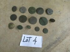 New listing 15 Civil War Dug Relic Flat Buttons -Lot/Group Antique-Antietam,Maryland