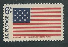 Scott  #1346... 6 Cent...Fort McHenry Flag ...10 Stamps