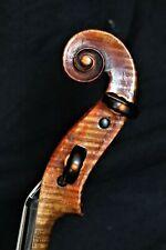 """Old violin  -- Alte Geige bez. """"SIMPERTUS NIGGELL, FÜSSEN, 1776"""""""
