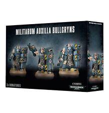 Warhammer 40k - Imperial Guard / Astra Militarum Bullgryns *NIB*