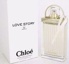 Chloe Love Story Eau de Parfum Spray 2.5 oz. for Women Tester.New Never Used.