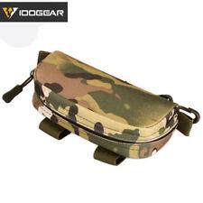 IDOGEAR Tactical Sunglasses Hard Case Large Zipper Glasses Holder Hunting Gear