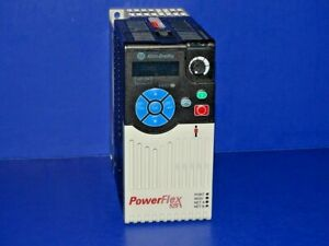 Allen Bradley 25B-D2P3N104 /A PowerFlex 525 AC Drive 1HP