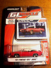 Greenlight 1971 Pontiac GTO Judge Scale 1:64 Series 15.