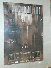 THE OLD DEAD TREE - Affiche  Originale / Original Concert Poster - 49 x 69