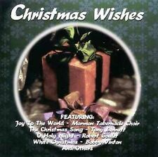 Christmas Wishes by Various Artists (CD, Sony Music Distribution (USA))