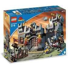 Lego Duplo #4777 Knights Castle New Sealed