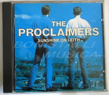 The PROCLAIMERS - SUNSHINE ON LEITH - CD Nuovo Unplayed