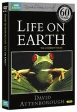 Life on Earth The Complete Series R4 DVD David Attenborough
