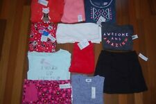 NWT Girls size 6 Fall Winter 13 Piece Lot CARTER'S GYMBOREE JUMPING BEANS TCP