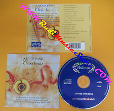 CD A BRASS BAND Christmas 1996 Uk HALLMARK 305342  no lp mc dvd (CS62)